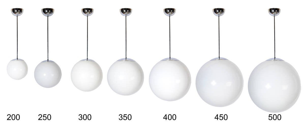 Globe light - Ceiling-mounted lamps - 504-010-20 - 3