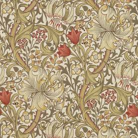 Golden Lily - William Morris - 210400 - 1