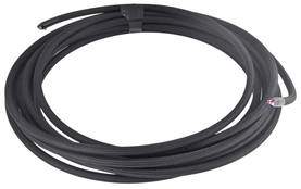 Surface mounted electric cord, black - Power cables for surface mounting - 503-020-60 - 1