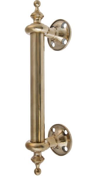 Exterier door pull Teresa - Brass door pulls - 102-010 - 1