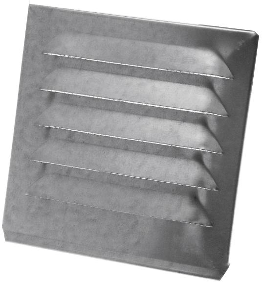 Vent Plate - Vents for exterior walls - 719-015-10 - 3