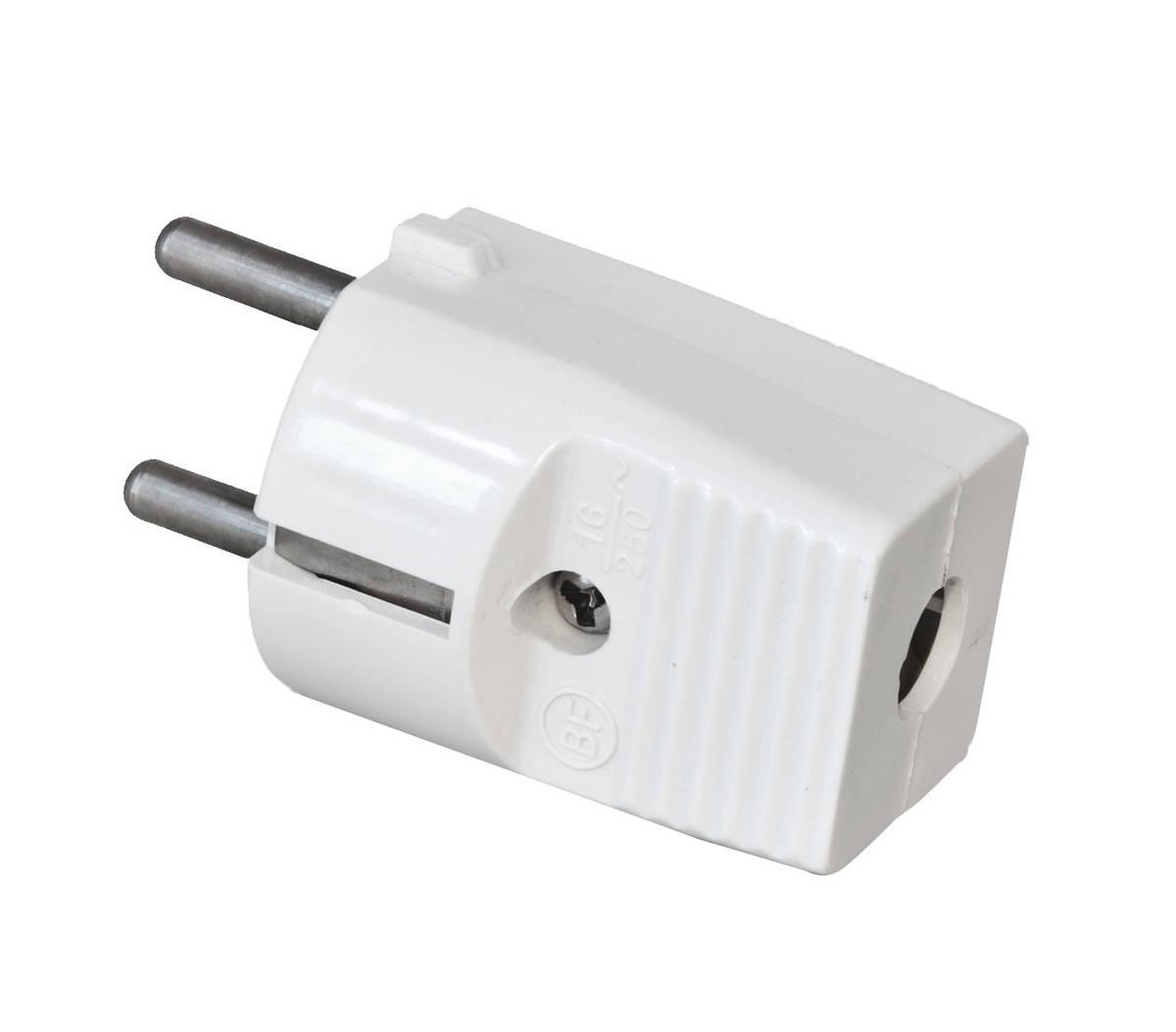 Electric Plug  Earthed