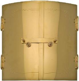 Messinki - Brass doors - 714-001-1 - 1