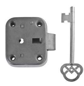 Closet lock - Locks - 104-011 - 1