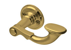 Door hangle Postitorvi - Brass door handles - 101-016-1 - 1