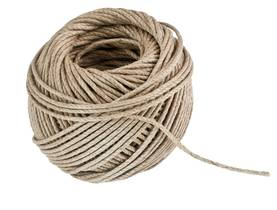Flax string - Linen and jute yarns - 950-010-1 - 1