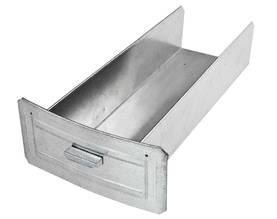 Uunin halkaisija 60 tai 70 cm - Soot boxes - 702-020-1 - 1
