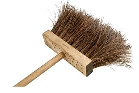 Yard broom - Wood items and brushes - 949-034-1 - 1