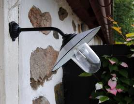 Musta - Outdoor lighting, stable lamps - 504-020-71 - 2