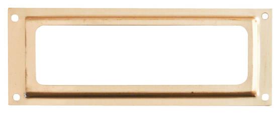 Label holder - Miscellaneous door supplies - 119-029-1 - 1