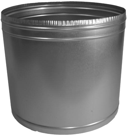 Tilläggsring för plåtugn - Övriga reservdelar till eldstäder - 718-003-1 - 1