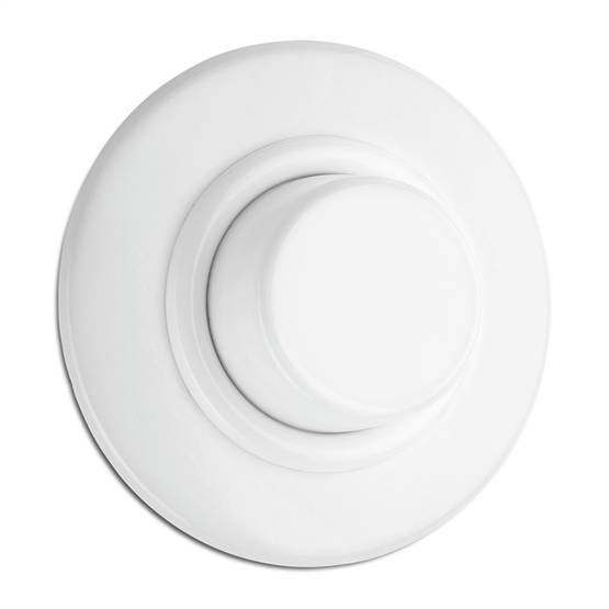 Pyöreä - Electrical fixtures, white - 516-125-91 - 1