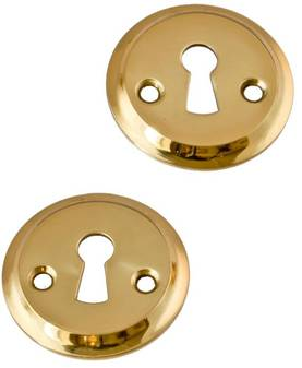 Keyhole cover - Key, lock and cover plates - 118-010-2 - 1