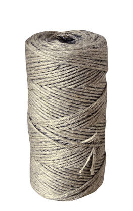 Jute rope - Linen and jute yarns - 950-011-2 - 1
