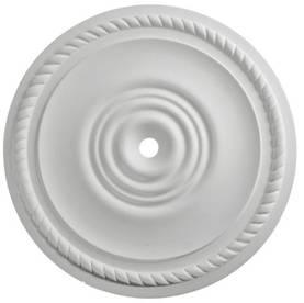 Plaster ceiling rosette - Ceiling rosettes - 519-050-2 - 1