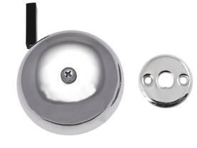 Doorbell, mechanical - Doorbells and Knockers - 119-007-2