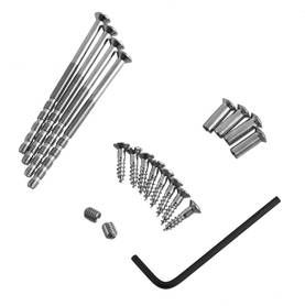 Handle Attachment Set - Other screws and bushings - 890-095-2 - 1