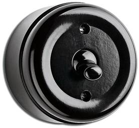 Change-Over Switch - Electrical fixtures, black - 516-103-2 - 1