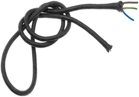Tygkabel, slät - Platta lampsladdar - 503-002-2 - 1