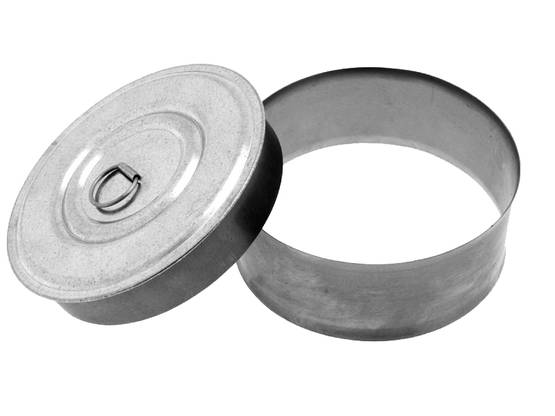 Soot Trap Aino - Soot collection doors, zinc and nickel-p - 702-001-2 - 1