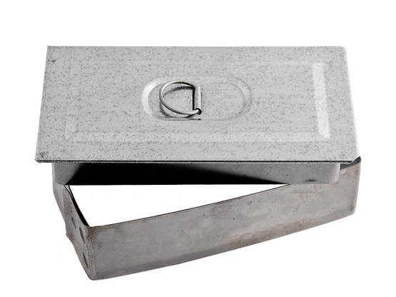 Soot Trap Sergel - Soot collection doors, zinc and nickel-p - 702-002-2 - 1