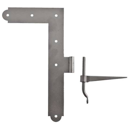 Window Corner Hardware, with hinge - Corner brackets - 203-015-2 - 1