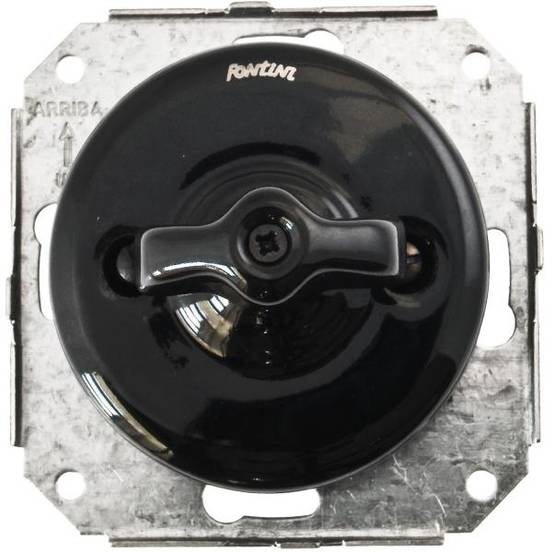 Alternator switch - Electrical accessories, black - 516-041-2 - 1