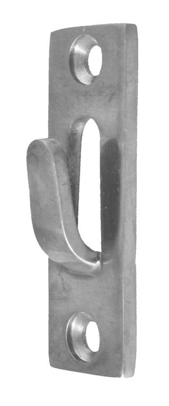 Counter piece for window fastener - Counterpieces for latches - 280-002-22 - 1