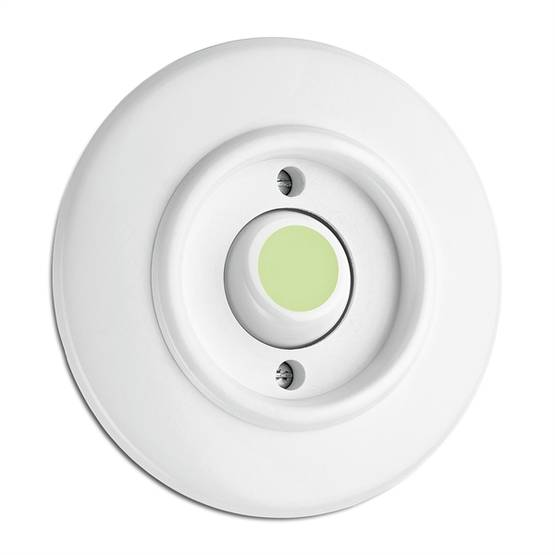 Pyöreä - Electrical fixtures, white - 516-140-52 - 1