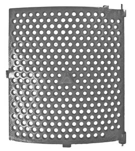 Spark Screen - Spare parts for stove doors - 718-007-3 - 1