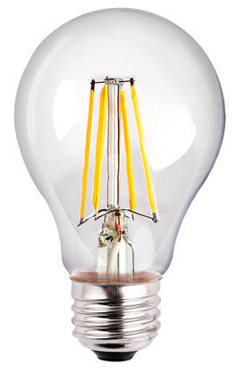 7 W (ent. 60 W) - Lightbulbs - 519-042-3 - 1