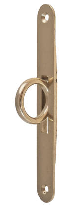Sliding door pull - Brass door pulls - 102-030-23 - 1