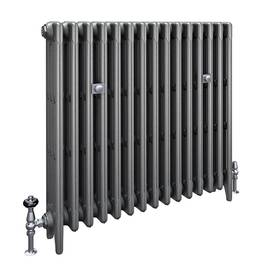 4 Column Radiator, height 71.3 cm -  - 935-023-3 - 1
