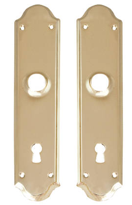 Long cover plate - Key, lock and cover plates - 118-009-3 - 1