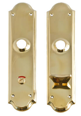 Long plate, lockable - Key, lock and cover plates - 118-007-3 - 1