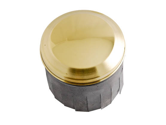 Soot Trap Stefan - Soot collection doors, brass - 702-004-3 - 1