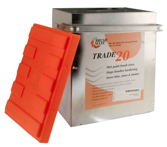 Brush Storage Container - Other paint brushes and brushes - 863-040-3 - 1