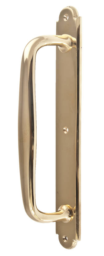 Classical door pull Viktoria - Brass door pulls - 102-010-3 - 1