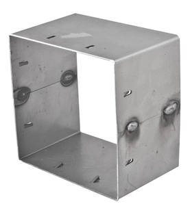 Air vent frame - Ventilation valves for interior walls - 719-015-24 - 1