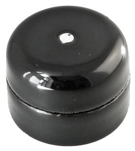 Terminal box, circular (diameter 5.5 cm) - Frames and other accessories - 519-012-4