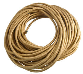 Textile cable, smooth - Smooth power cables for lamps - 503-002-4