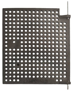 Spark Screen - Spare parts for stove doors - 718-007-4 - 1