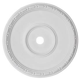 Plaster ceiling rosette - Ceiling rosettes - 519-050-4 - 1