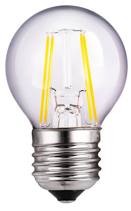 4 W (ent. 25 W) - Lightbulbs - 519-042-4 - 1