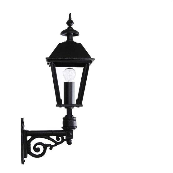 Lantern, four panes - Post lamps - 504-028-74 - 1