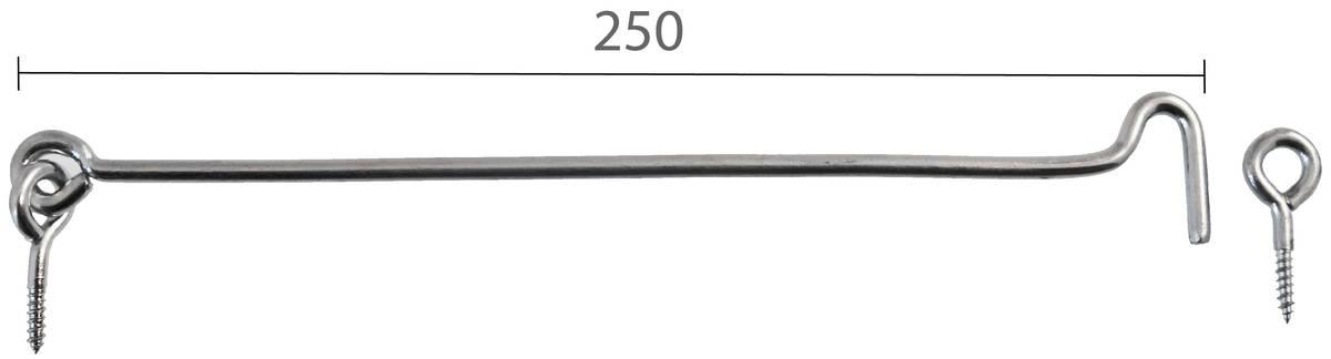 Lankahaka 25 cm - Domus Classica verkkokauppa