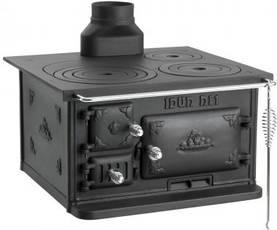 Hormiliitäntä takaa tai päältä - Wood-burning cookers - 715-019-5 - 1