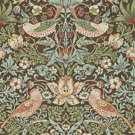 Strawberry Thief - William Morris - 212565 - 1