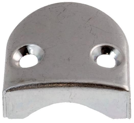 Espagnolette bar guide - Spare parts for espagnolettes - 280-007-5 - 1
