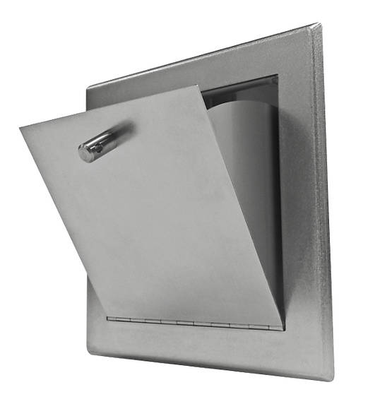 Replacement Air Vent, with Filter - Ventilation valves for interior walls - 719-015-5 - 1